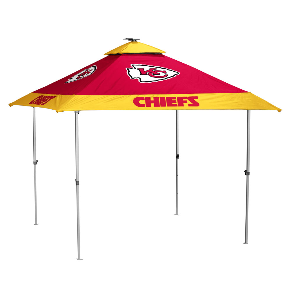 Kansas City Chiefs Pagoda Tent $334.99. Other. Tailgating Rug  sc 1 st  Tailgating Fanatic & Kansas City Chiefs Tailgate Store Kansas City Chiefs Tailgating ...