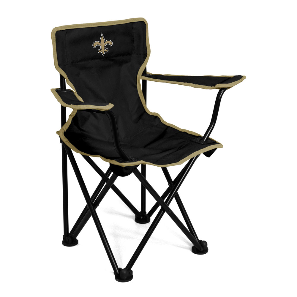 Gentil New Orleans Saints Quad Chair