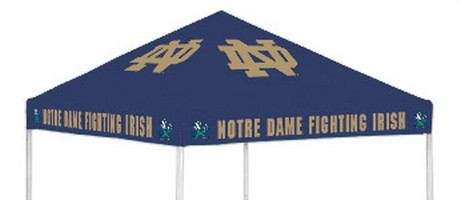This ...  sc 1 st  Tailgating Fanatic & Notre Dame Colored Tailgate Tent Canopy - www.tailgatingfanatic.com