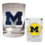 Rocks Glass & Shot Glass Set