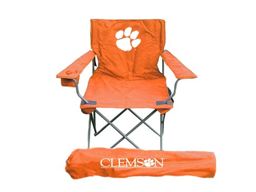 Clemson Tigers Ultimate Adult Tailgate Chair