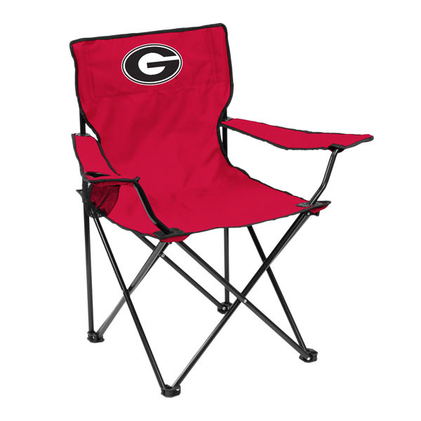 Georgia Bulldogs Quad Chair Www Tailgatingfanatic Com
