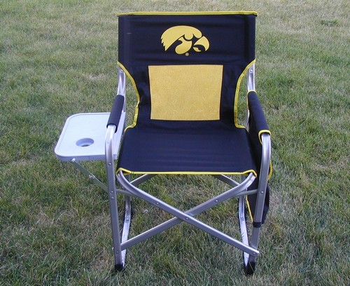 Iowa Hawkeyes Ultimate Director Chair 79 99 A Tailgating Essential